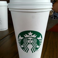 Photo taken at Starbucks by Jon T. on 8/4/2014