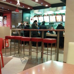 Photo taken at KFC by Mary R. on 1/3/2013