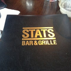 Photo taken at Stats by Brian J. on 2/3/2013