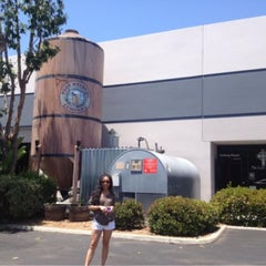 Photo taken at Port Brewing Co / The Lost Abbey by Matt H. on 5/20/2013