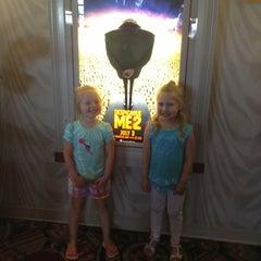 Photo taken at Marcus La Crosse Cinema by Liz N. on 7/6/2013