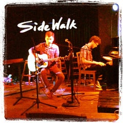 "Photo taken at Sidewalk Cafe by ""Jack"" Barton L. on 2/26/2013"
