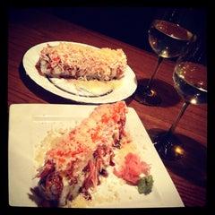 Photo taken at Goro's Sushi by desiree on 1/27/2014