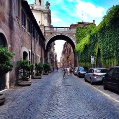 Photo taken at Via Giulia by Paul M. on 5/27/2015