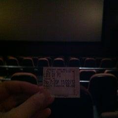 Photo taken at Cinemark Paducah by Gala H. on 11/23/2012