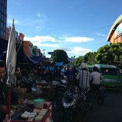 Photo taken at Pasar Anyar by Dian A. on 12/30/2012
