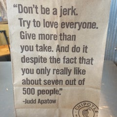 Photo taken at Chipotle Mexican Grill by Tara M. on 1/19/2015