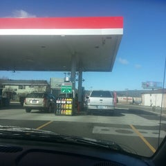 Photo taken at Fred Meyer Gas by Ginger R. on 3/3/2013