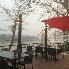 Photo taken at Chiang Khong Teak Garden by Pea L. on 3/31/2013