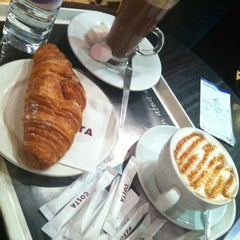 Photo taken at Costa Coffee by 💫Sara💫 on 11/8/2012