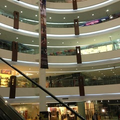 Photo taken at Park Square Mall by Shriram S. on 1/30/2013