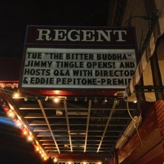 Photo taken at Regent Theater by AP on 3/6/2013