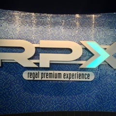Photo taken at Regal Cinemas Fenway 13 & RPX by AP on 5/12/2013