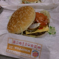 Photo taken at Burger King by Zerol on 2/5/2013