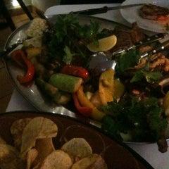 Photo taken at Churrascaria O Frango by Melanie S. on 12/14/2012