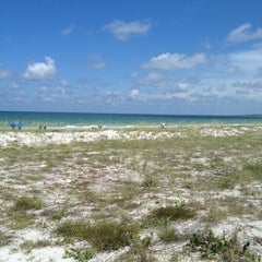Photo taken at Caladesi Island State Park by Theresa P. on 7/22/2013