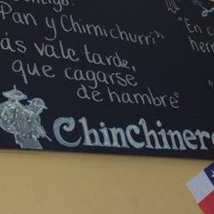 Photo taken at Chinchinero by Alberto P. on 11/8/2012