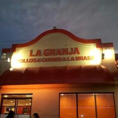 Photo taken at La Granja Restaurant by Abby C. on 6/3/2013