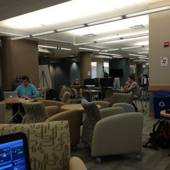 Photo taken at BEST Library by Timothy T. on 5/7/2013