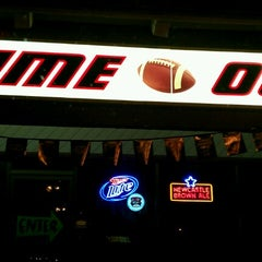 Photo taken at Time-Out Sports Bar & Grill by Susie Q -. on 9/20/2012