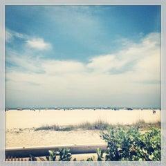 Photo taken at Sloppy Joe's On The Beach by Nicole D. on 5/19/2013