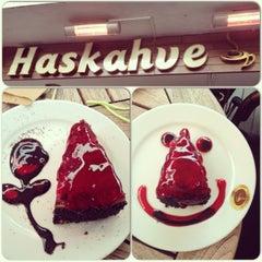 Photo taken at Haskahve Evi by Simel E. on 3/30/2013