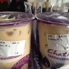 Photo taken at Chatime by Simon W. on 4/2/2015
