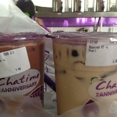 Photo taken at Chatime by Simon W. on 4/9/2015