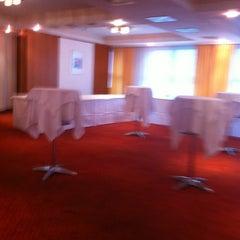 Das Foto wurde bei Hotel Donauzentrum von Peter B. am 10/24/2012 aufgenommen