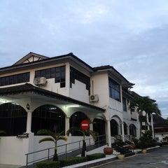 Photo taken at Majlis Daerah Kerian by Mizan O. on 2/24/2013