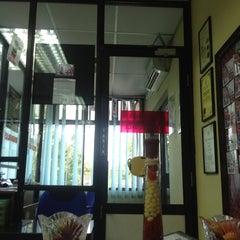 Photo taken at Majlis Daerah Kerian by Mizan O. on 3/15/2013