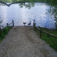 Photo taken at Radnor Lake State Park by mona a. on 5/2/2013
