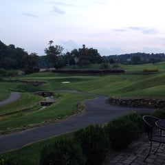 Photo taken at Stoneleigh Golf  & Country Club by Kate A. on 7/13/2014