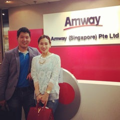 Photo taken at Amway Singapore by Naruss M. on 7/7/2013