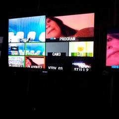 Photo taken at TV da Igreja Universal by Dante D. on 10/23/2012