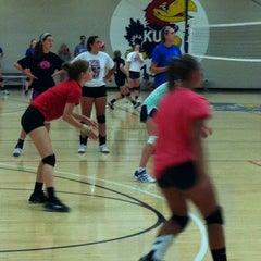 Photo taken at Ambler Student Recreation Fitness Center by Gigi P. on 7/21/2013