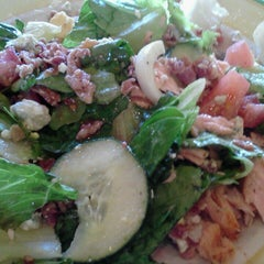 Photo taken at Doc Green's Gourmet Salads and Grill by Emily C. on 4/2/2013