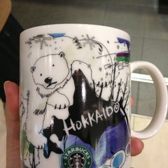 Photo taken at Starbucks Coffee 札幌グランドホテル店 by Hyun-Jin W. on 1/27/2013