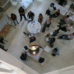 Photo taken at Zaragoza Activa by Luis R. on 9/17/2012