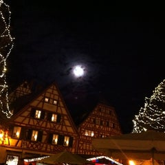 Photo taken at Ladenburg by raumzeitgeist w. on 12/15/2013