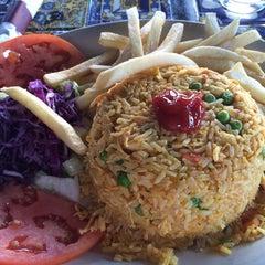 Photo taken at Los Recuerdos Restaurante & Taberna by William E. on 10/6/2014