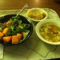 Photo taken at Elizabeth Waters Dining Room by Dan R. on 2/19/2013