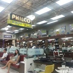 Photo taken at Carl's Barber Shop by Alejandro Manuel G. on 11/8/2013