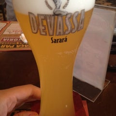 Photo taken at Cervejaria Devassa by Melina A. on 12/2/2012