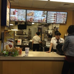 Photo taken at Burger King by Sean O. on 10/19/2012