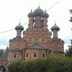 Photo taken at Музей-усадьба «Останкино» by Тимур В. on 8/4/2013