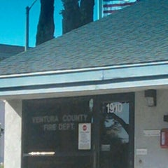 Photo taken at Ventura County Fire Station 41 by Michelle M. on 9/14/2012