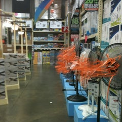 Photo taken at The Home Depot by Daniela M. on 4/7/2013