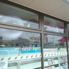 Photo taken at セブンイレブン 光駅前店 by imoyoukan i. on 8/4/2013