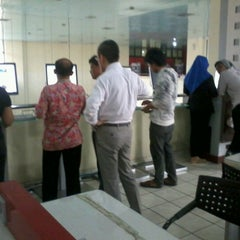 Photo taken at Perpustakaan Nasional RI by Andre D. on 11/3/2012